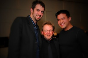 Russell, Paul Williams and me